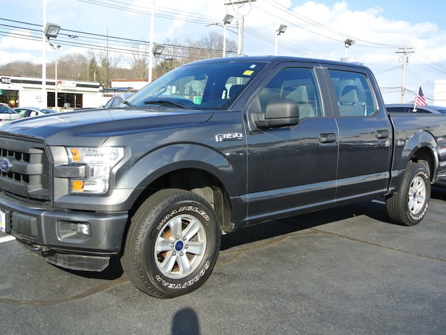 Used 2016 Ford F-150 Truck SuperCrew Cab in Milford, CT