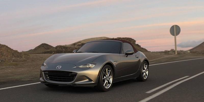 Beautiful New Mazda ...