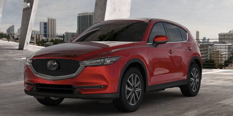 Nice New Mazda CX 5