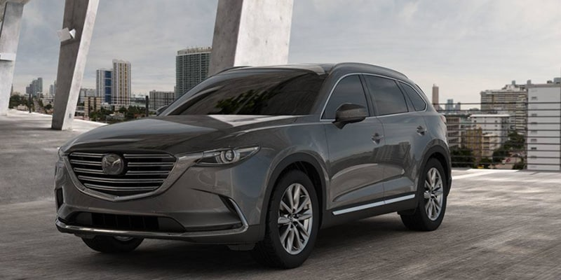 Awesome New Mazda CX 9