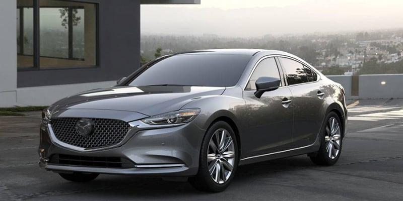 High Quality New Mazda6