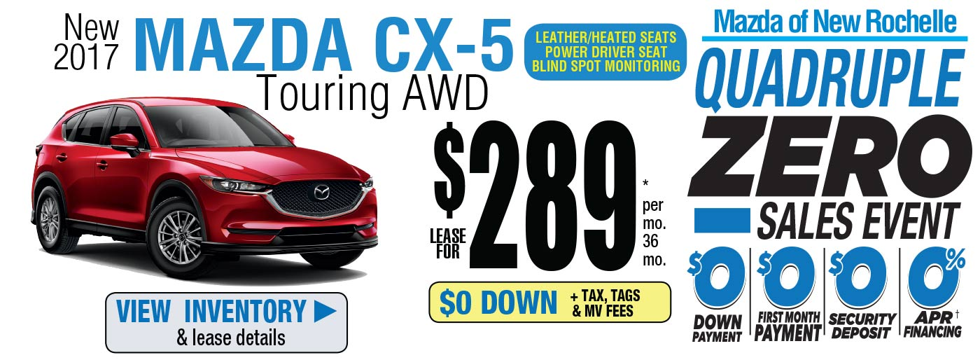 Mazda Of New Rochelle New For Sale In New Rochelle NY - Mazda cx 5 lease deals ny