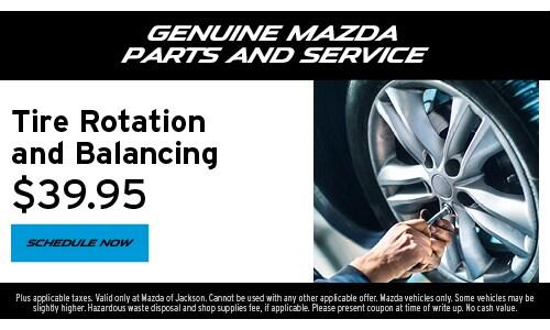 Tire Rotation & Balancing