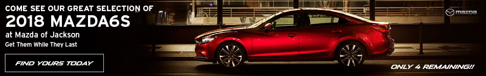 Remaining Mazda6s