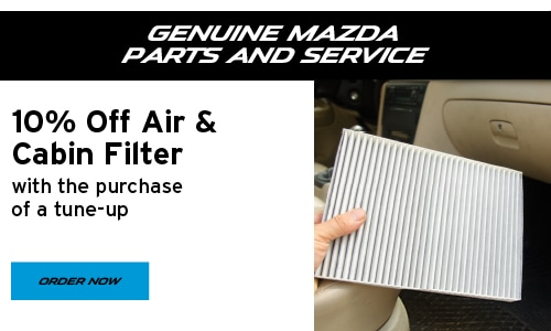 10% Off Air & Cabin Filter