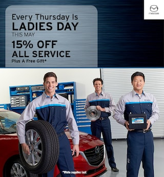 Ladies Day Service Special