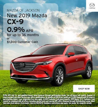 2019 CX-9 May Offer