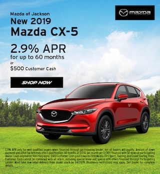 2019 Mazda CX-5 April Offer