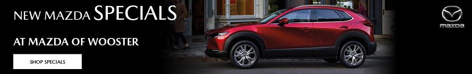New Mazda Specials - November 2020