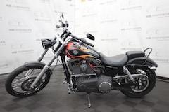 2015 Harley-Davidson Dyna Wide Glide FXDWG Motorcycle