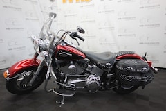 2012 Harley-Davidson Heritage Softail Classic FLSTC Motorcycle