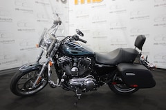 2015 Harley-Davidson XL1200T Sportster SuperLow Motorcycle