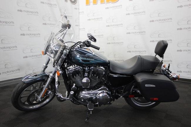 2015 Harley-Davidson XL1200T Sportster SuperLow Motorcycle