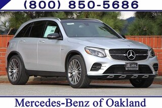 New 2019 Mercedes-Benz AMG GLC 43 4MATIC SUV 39923 for sale in Oakland, CA