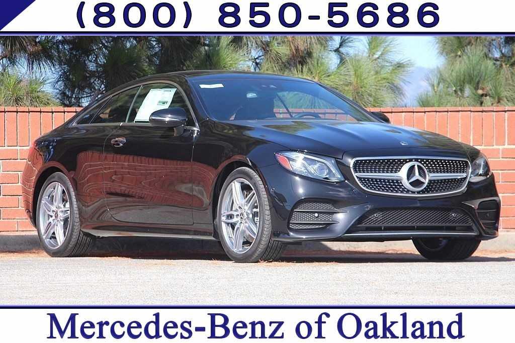 New 2018 Mercedes-Benz E-Class E 400 Coupe for sale in Oakland, CA