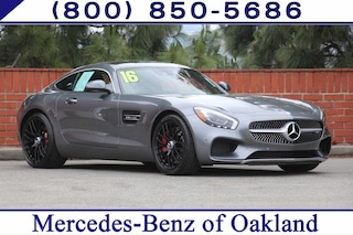 Used 2016 Mercedes-Benz AMG® GT for sale in Oakland