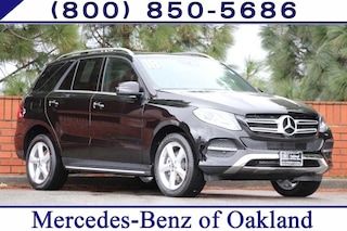 Pre-Owned 2018 Mercedes-Benz GLE GLE 350 4D Sport Utility SUV 12638 in Oakland, CA
