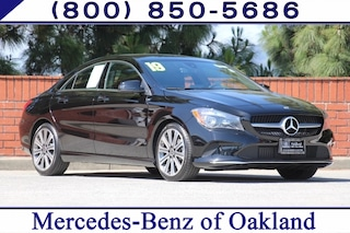 Pre-Owned 2019 Mercedes-Benz CLA in Oakland, CA