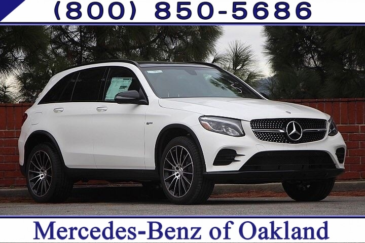 New 2019 Mercedes-Benz AMG GLC 43 4MATIC SUV for sale in Oakland, CA
