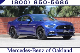 Pre-Owned 2016 Ford Mustang in Oakland, CA