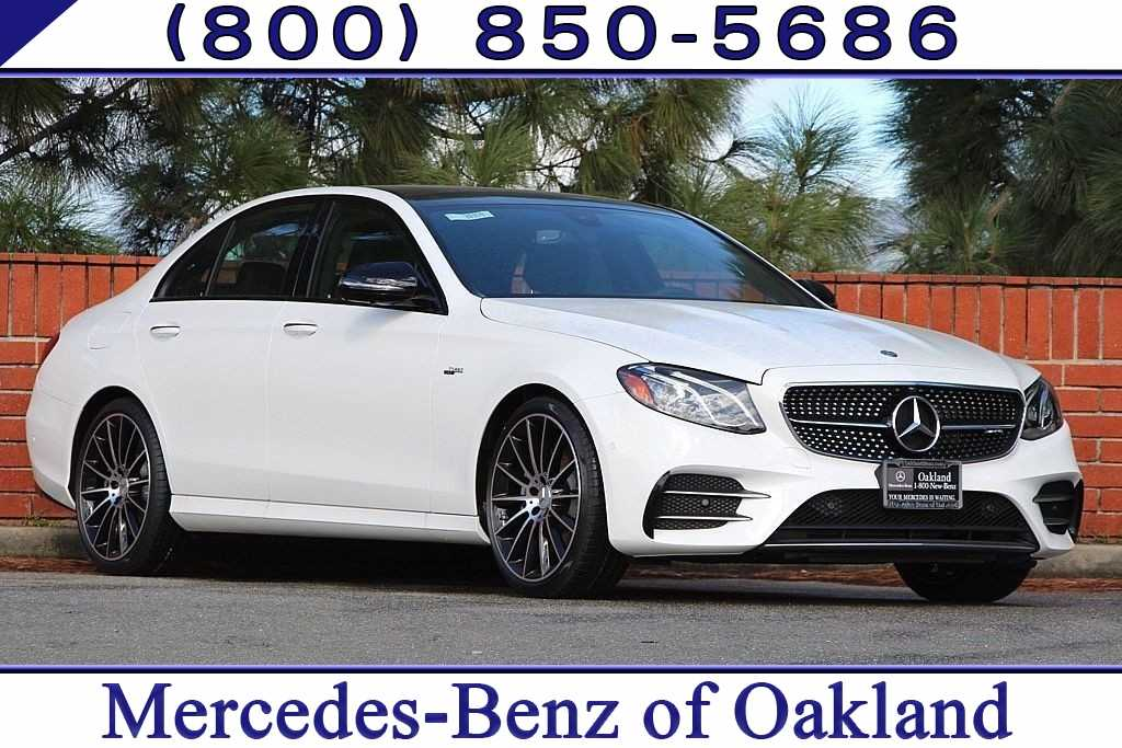 New 2019 Mercedes-Benz AMG E 53 4MATIC For Sale in Oakland ...