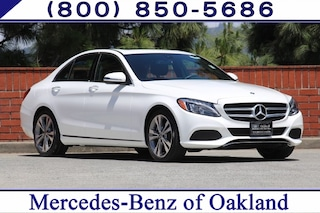 Used 2018 Mercedes-Benz C-Class for sale in Oakland