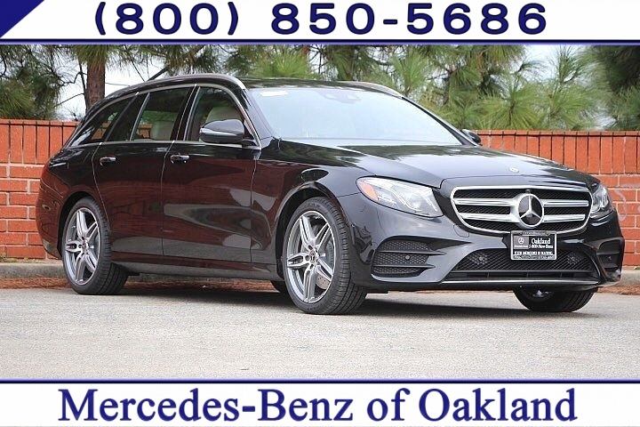 New 2019 Mercedes-Benz E-Class E 450 4MATIC Wagon for sale in Oakland, CA