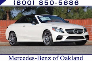 New 2019 Mercedes-Benz AMG C 43 4MATIC Convertible 39661 for sale in Oakland, CA