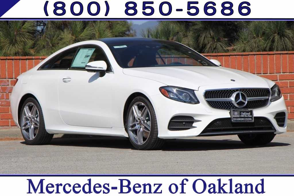 new 2019 mercedes-benz e-class e 450 for sale in oakland, ca | near