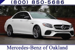 New 2019 Mercedes-Benz AMG E 63 S 4MATIC Sedan 40067 for sale in Oakland, CA