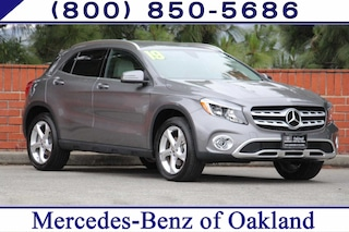 Used 2019 Mercedes-Benz GLA for sale in Oakland