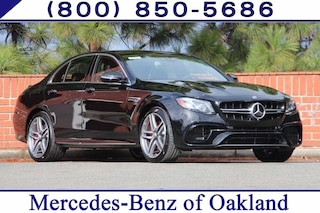 New 2019 Mercedes-Benz AMG E 63 S 4MATIC Sedan 39656 for sale in Oakland, CA