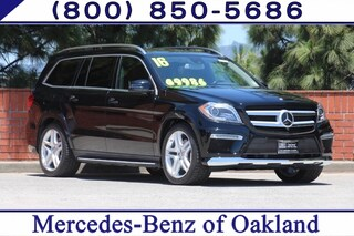 Used 2016 Mercedes-Benz GL-Class for sale in Oakland