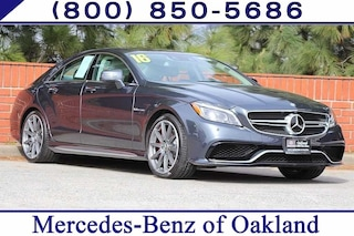 Pre-Owned 2016 Mercedes-Benz CLS CLS 63 S AMG 4D Sedan 4matic Coupe 12585 in Oakland, CA