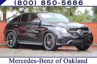 New 2019 Mercedes-Benz AMG GLE 63 4MATIC SUV 39805 for sale in Oakland, CA