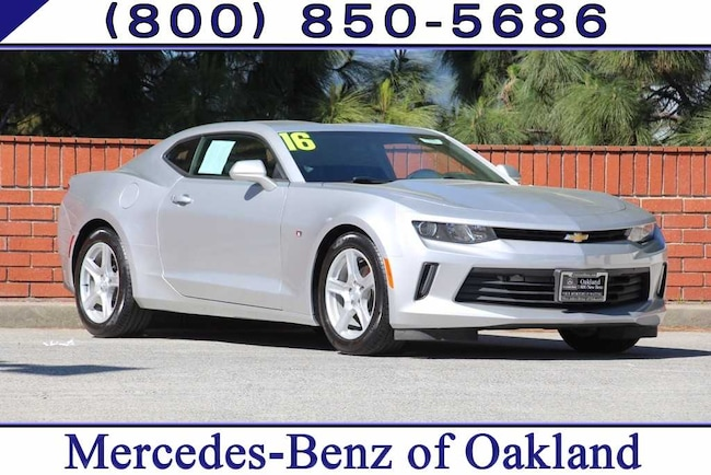Pre-Owned 2016 Chevrolet Camaro 1LT 2D Coupe Coupe for sale in Oakland, CA