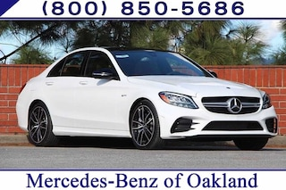 New 2019 Mercedes-Benz AMG C 43 4MATIC Sedan 40012 for sale in Oakland, CA