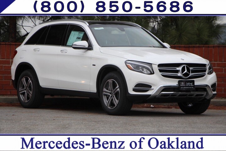 New 2019 Mercedes-Benz GLC 350e 4MATIC SUV for sale in Oakland, CA