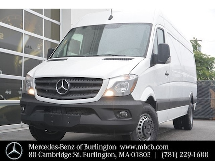 2018 Mercedes-Benz Sprinter 3500XD High Roof V6 Van Cargo Van