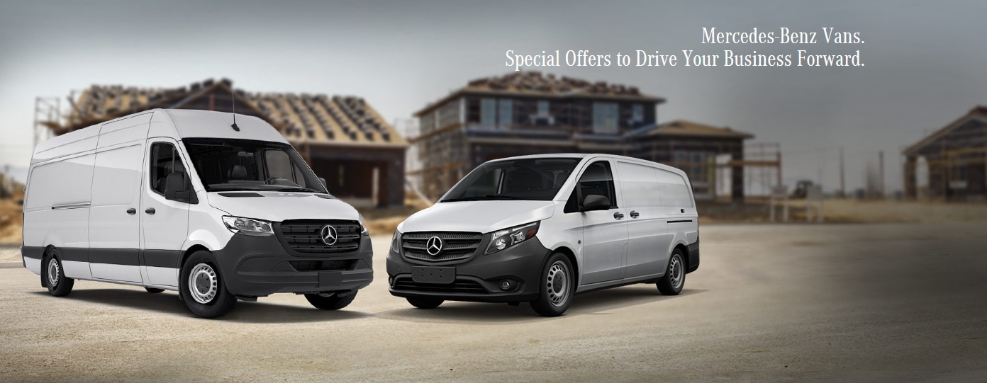 ff55607d589aec Mercedes-Benz Commercial Vans | Special Offers Near Franklin TN