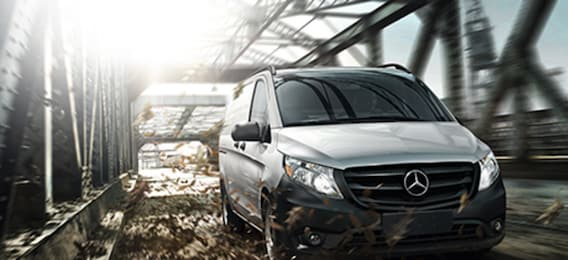Mercedes-Benz Vans Specials | Mercedes-Benz of Mobile