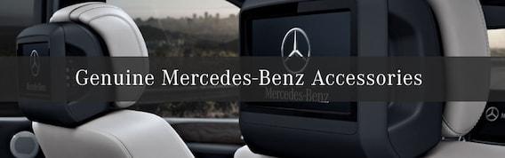 Mercedes Benz Accessories >> Genuine Accessories Mercedes Benz Of Owings Mills