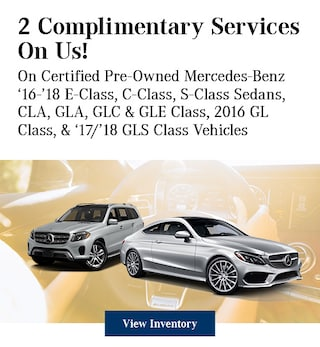 2 Complimentary Services On Us!