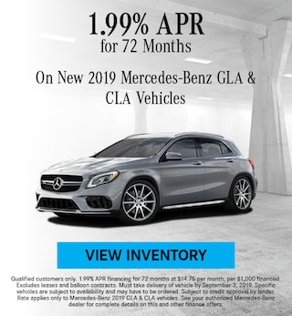 August2019 GLA & CLA Finance Offer