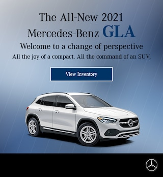 The All-New 2021 Mercedes-Benz GLA