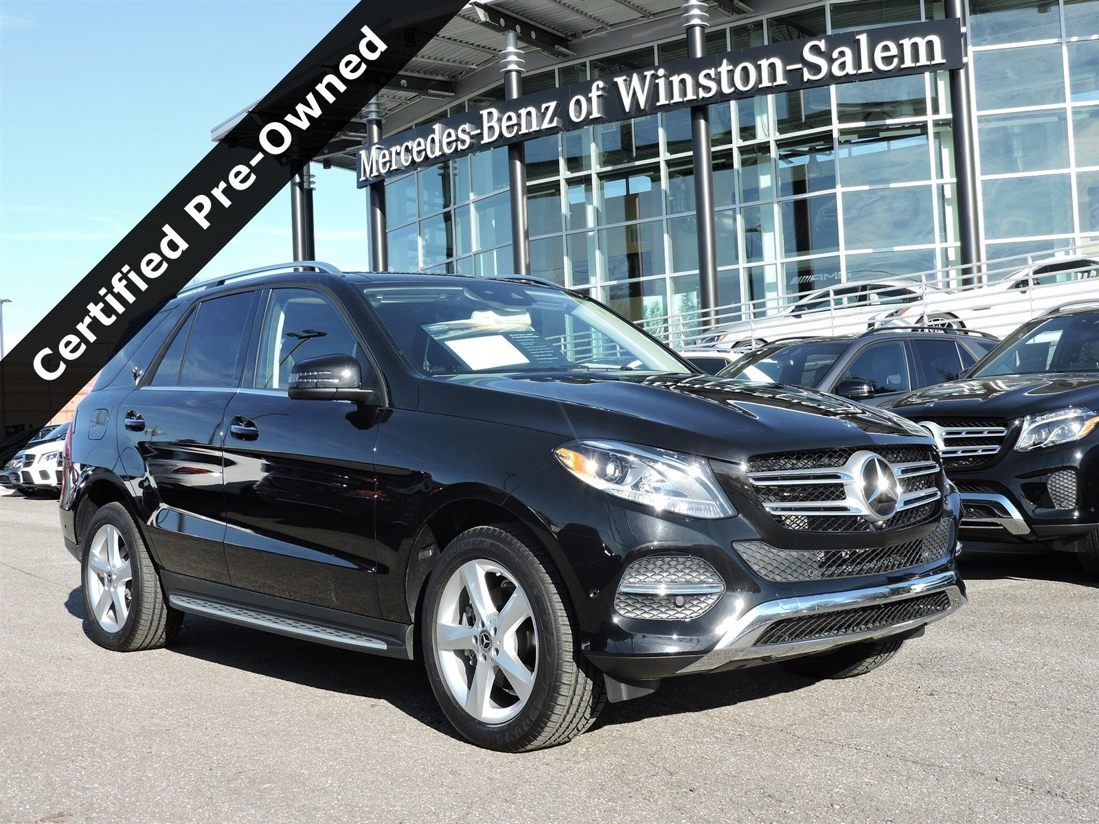 2019 mercedes benz gle 350 for sale in winston salem nc mercedes benz of winston salem. Black Bedroom Furniture Sets. Home Design Ideas