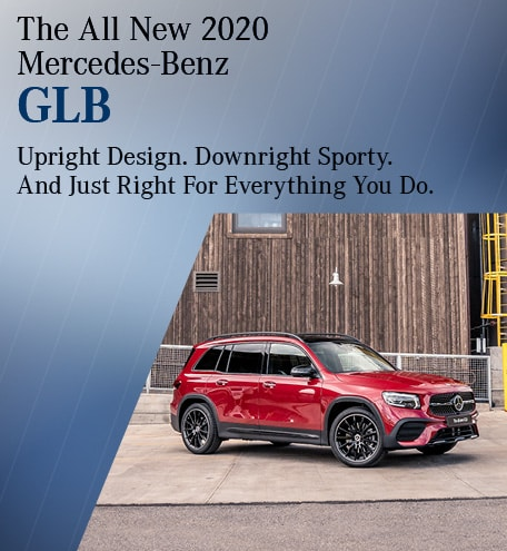 The All new 2020 Mercedes-benz GLB