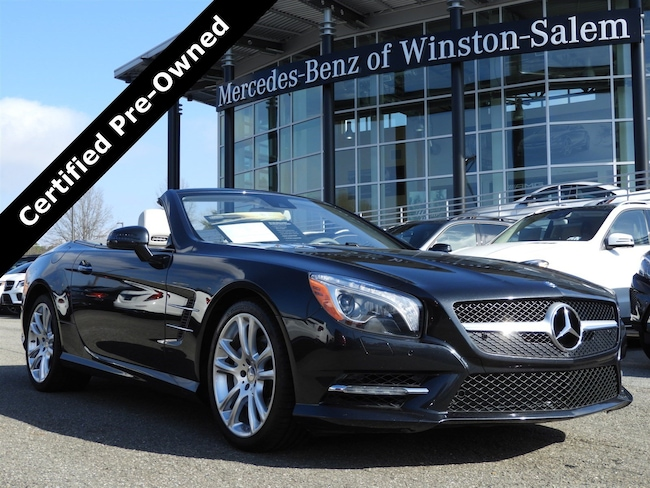 2015 Mercedes-Benz SL 400 Roadster