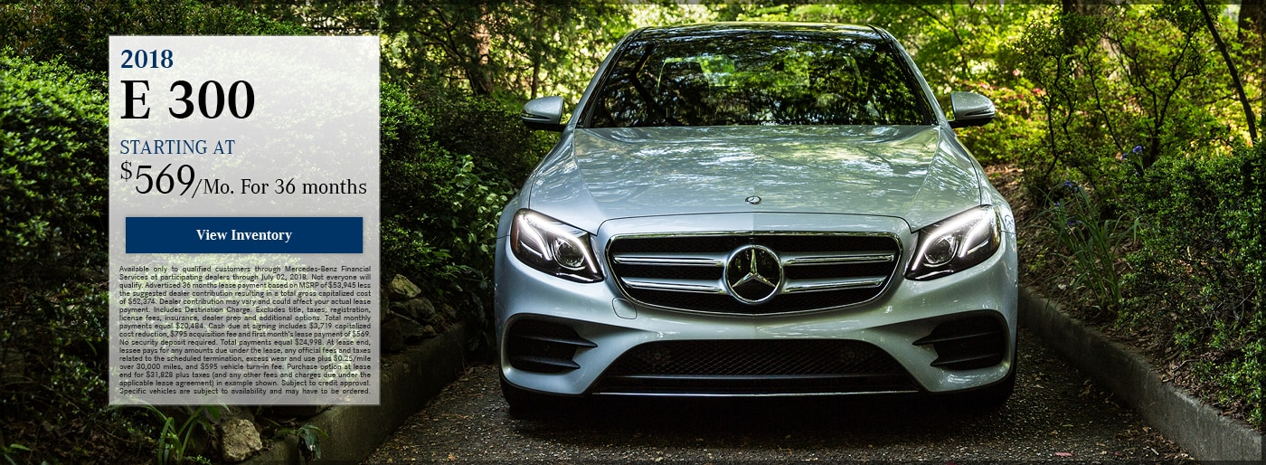 New mercedes benz used car dealer mercedes benz of for Mercedes benz of winston salem