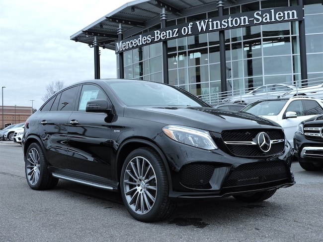 2019 Mercedes-Benz AMG GLE 43 4MATIC Coupe